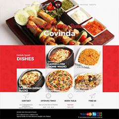 Govinda Italian Restaurant