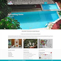 เว็บไซต์โรงแรม